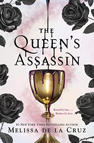 The Queen's Assassin   - Book Cover Image
