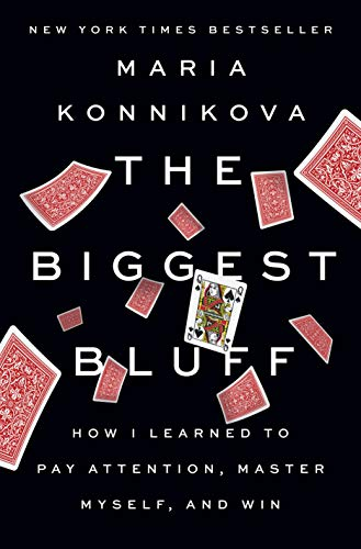 The Biggest Bluff  - Book Cover Image