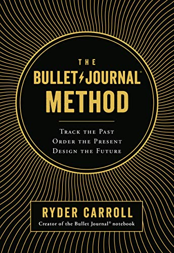 The Bullet Journal Method  - Book Cover Image