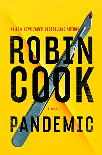 Pandemic  book cover image