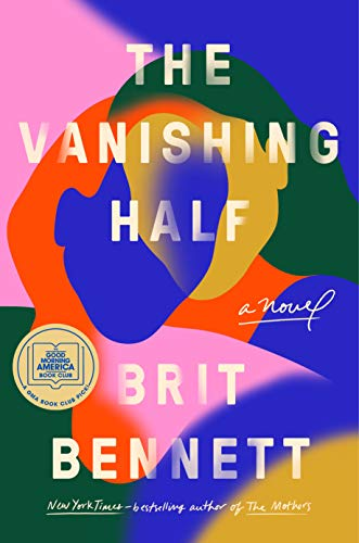 The Vanishing Half  - Book Cover Image