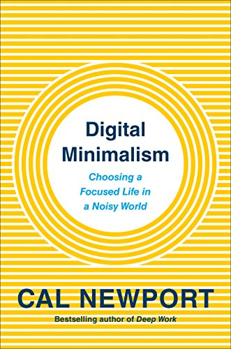 Digital Minimalism  - Book Cover Image