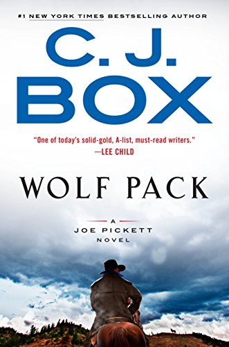 Wolf Pack  book cover image