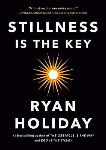 Stillness is the Key  - Book Cover Image