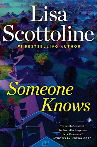 Someone Knows  - Book Cover Image