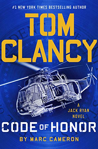 Tom Clancy: Code of Honor  - Book Cover Image