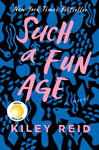 Such a Fun Age  - Book Cover Image