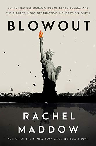 Blowout  - Book Cover Image