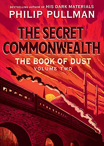 The Secret Commonwealth   - Book Cover Image