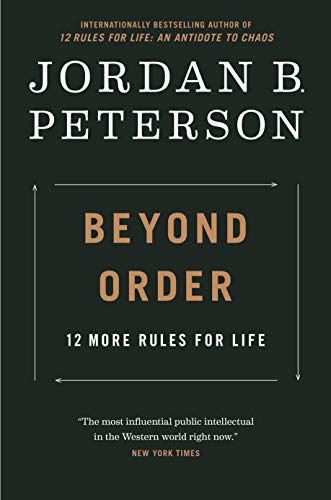 Beyond Order  - Book Cover Image