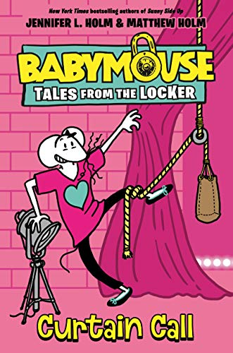 Babymouse Tales From the Locker, Curtain Call