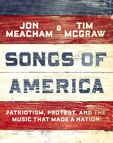 Songs of America  - Book Cover Image