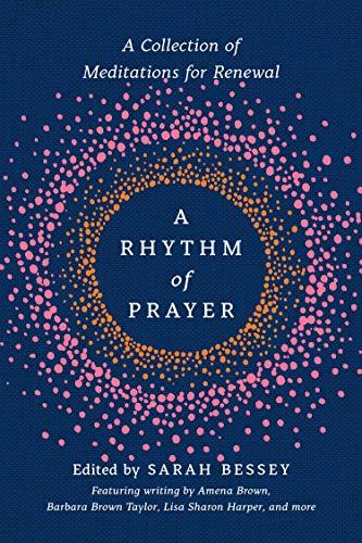 A Rhythm of Prayer  - Book Cover Image