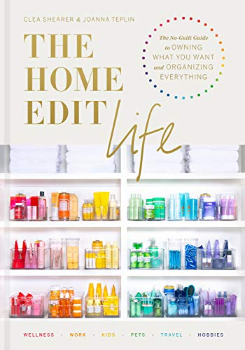The Home Edit Life  - Book Cover Image