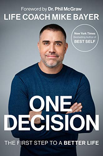 One Decision  - Book Cover Image