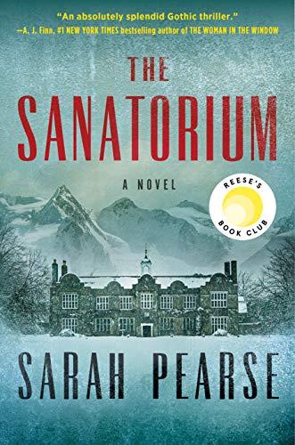 The Sanatorium  - Book Cover Image