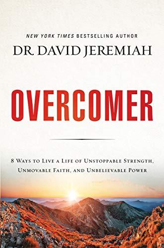 Overcomer  - Book Cover Image