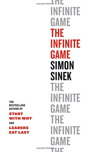 The Infinite Game  - Book Cover Image