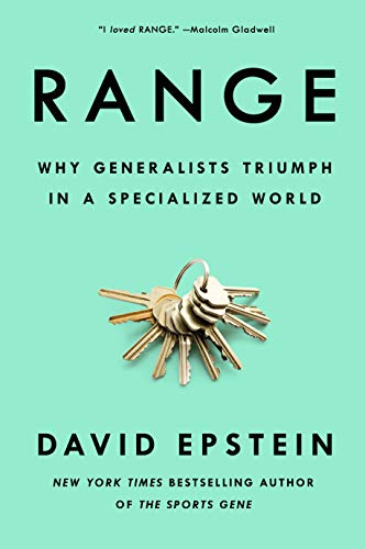 Range  - Book Cover Image