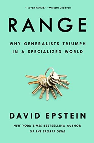 Range - Book Cover Image