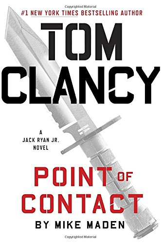 Tom Clancy Point of Contact book cover image