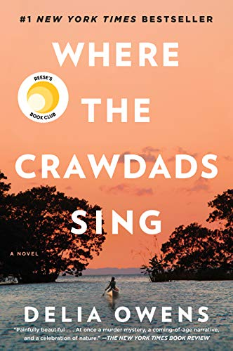 Where the Crawdads Sing book cover image