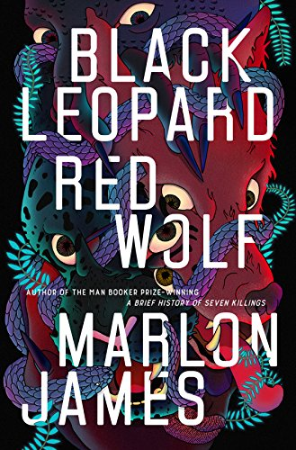Black Leopard, Red Wolf  book cover image