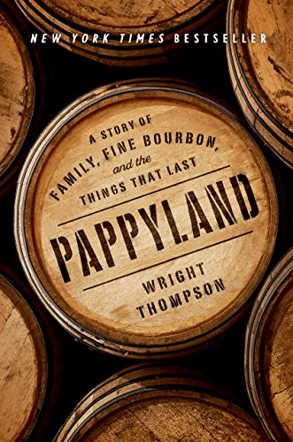 Pappyland  - Book Cover Image