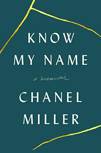 Know My Name  - Book Cover Image