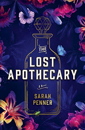 The Lost Apothecary  - Book Cover Image