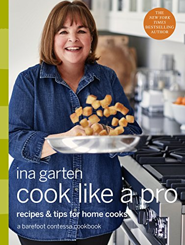 Cook Like a Pro  - Book Cover Image