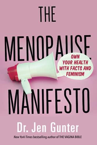The Menopause Manifesto  - Book Cover Image