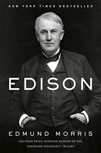 Edison  - Book Cover Image