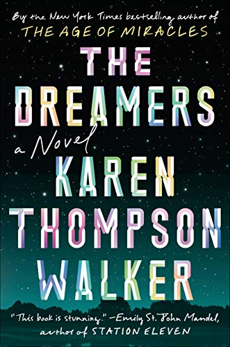 The Dreamers  book cover image