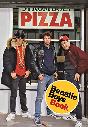 Beastie Boys Book  - Book Cover Image