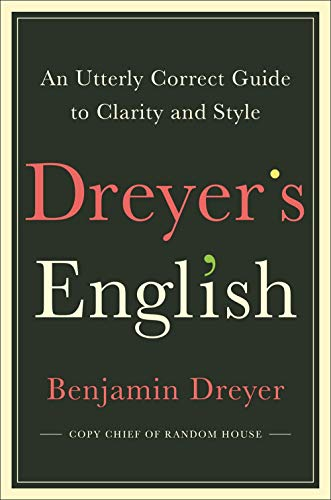 Dreyer's English  - Book Cover Image