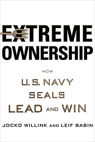 Extreme Ownership  - Book Cover Image