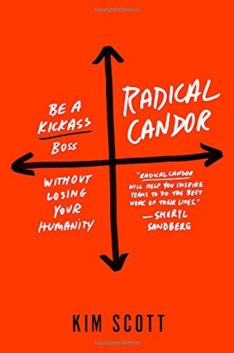 Radical Candor  - Book Cover Image