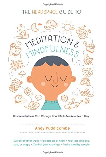 Headspace Guide to Meditation and Mindfulness book cover image