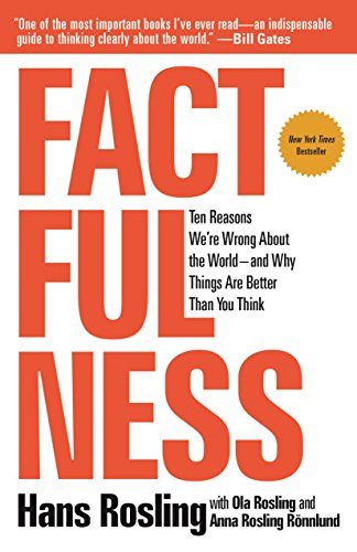 Factfulness book cover image