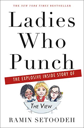 Ladies Who Punch  - Book Cover Image