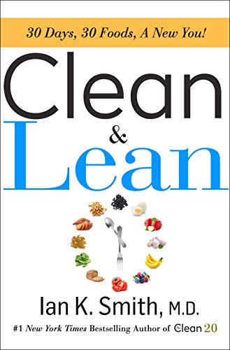 Clean & Lean  - Book Cover Image