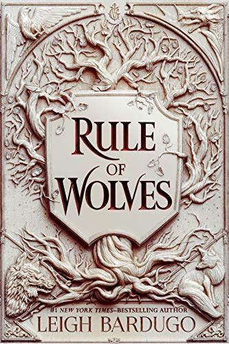 Rule of Wolves   - Book Cover Image