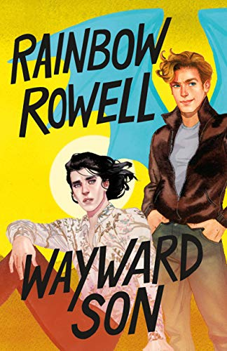 Wayward Son   - Book Cover Image