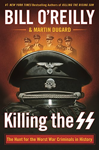 Killing the SS  - Book Cover Image