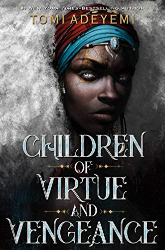 Children of Virtue and Vengeance   - Book Cover Image