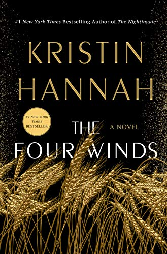 The Four Winds  - Book Cover Image