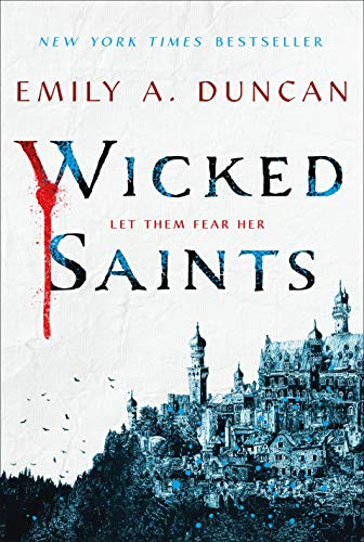 Wicked Saints   - Book Cover Image