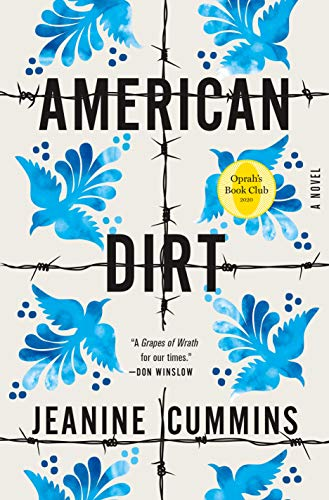 American Dirt  - Book Cover Image