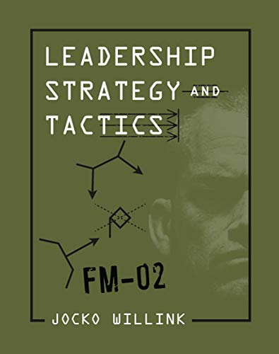Leadership Strategy and Tactics  - Book Cover Image